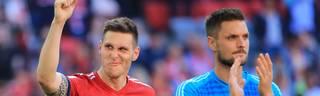 Niklas Süle nach dem Sieg gegen Werder Bremen