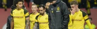 Borussia Dortmund blieb im fünften Pflichtspiel in Folge sieglos
