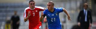 Italy U20 v Switzerland U20 - 8 Nations Tournament