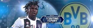 SPORT1 Scouting Report: So stark ist Moise Kean von Juventus Turin