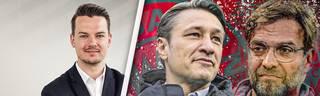 SPORT1-Chefreporter Florian Plettenberg sieht im Duell mit Jürgen Klopp eine große Chance für Niko Kovac