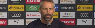 Gladbach: Marco Rose kritisiert Verhalten von FCB-Neuzugang Cuisance