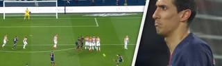 Paris St. Germain - Montpellier (5:1): Tore und Highlights | Ligue 1
