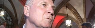 Uli Hoeness rät Boateng zu Bayern-Abschied