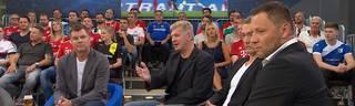 CHECK24 Doppelpass: Stefan Effenberg kritisiert das Foul von Karim Bellarabi