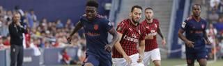 Alphonso Davies überzeugte gegen den AC Mailand