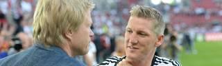 FC Bayern: Bastian Schweinsteiger spricht über Einstieg von Oliver Kahn