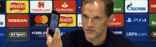 Champions League: Thomas Tuchel (PSG) wird von seiner Mama angerufen