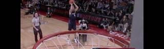 Dirk Nowitzki gewinnt 2006 den Dreier-Constest beim All-Star-Game der NBA