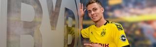 Thorgan Hazard wechselt von Borussia Mönchengladbach zu Borussia Dortmund