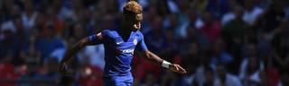 Manchester City v Chelsea - FA Community Shield Callum Hudson-Odoi kommt aktuell hauptsächlich in der zweiten Mannschaft zum Einsatz