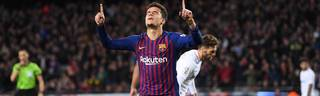 Philippe Coutinho war im Januar 2018 vom FC Liverpool zum FC Barcelona gewechselt