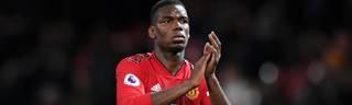 Paul Pogba steckt in der Krise von Manchester United scharfe Kritik ein