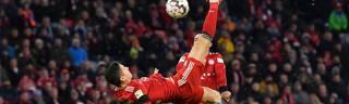 FC Bayern Muenchen v FC Schalke 04 - Bundesliga: Robert Lewandowski