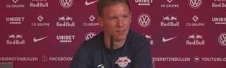 RB Leipzig: Julian Nagelsmann auf erster PK über das Verbessern von Spielern