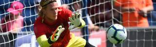 Loris Karius ist nach der Verpflichtung von Alisson Becker nicht mehr die Nummer 1 in Liverpool