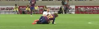 Der FC Barcelona unterliegt dem FC Chelsea im Rakuten Cup mit 1:2