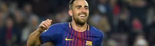 Paco Alcacer soll auf dem Wunschzettel von Borussia Dortmund stehen
