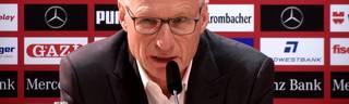 VfB Stuttgart: Michael Reschke rechtfertigt Lüge wegen Korkut