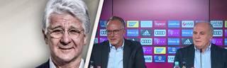 SPORT1-Experte Marcel Reif plädiert für ein vernünftigeres Miteinander von Vereinen und Medien