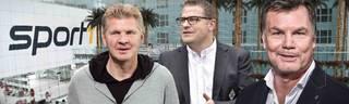 CHECK24 Doppelpass: Folge vom 11.11. mit Max Eberl und Stefan Effenberg - Teil 1