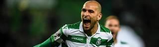 Bas Dost stürmte vor seiner Zeit bei Sporting Lissabon für den VfL Wolfsburg