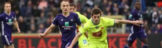 Giorgi Chakvetadze (M.) soll das Interesse des FC Bayern geweckt haben