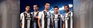 EA SPORTS: FIFA 19: So sieht Cristiano Ronaldo im Juventus Turin-Dress aus