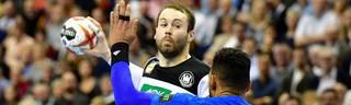 Steffen Fäth sorgte gegen Frankreich mit seinem Missgeschick für Irritationen