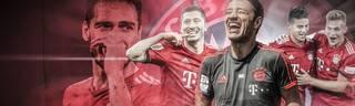 Der FC Bayern hat angesichts seiner Überlegenheit auf nationaler Ebene gut lachen