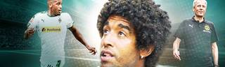 Dante traut Borussia Mönchengladbach und dem BVB in der Bundesliga eine Menge zu