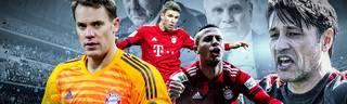 Auf Niko Kovac und den FC Bayern warten wichtige Wochen in Bundesliga, DFB-Pokal und Champions League