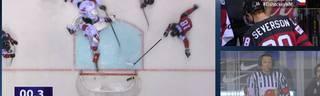 Eishockey-WM: Zehntelkrimi bei Kanada gegen die Schweiz