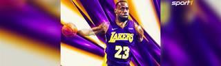 NBA: LeBron James lässt mit Wechsel zu LA Lakers das Netz explodieren