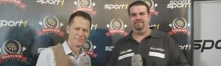 Darts WM 2019: Clemens im Interview nach Erstrundensieg