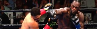 Boxen: Deontay Wilder mit Knockout in der ersten Runde gegen Domici Breazeale