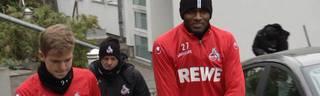 Anthony Modeste: So lief sein erstes Training beim 1. FC Köln