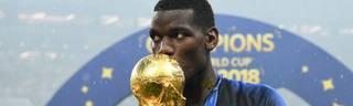Paul Pogba steht seit 2016 bei Manchester United unter Vertrag