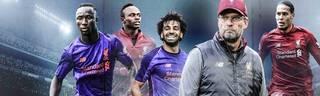 FC Liverpool, Jürgen Klopp, Mo Salah, Virgil van Dijk, Naby Keita, Sadio Mane, Premier League