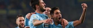 Braise Méndez (r.) könnte künftig für den FC Bayern jubeln