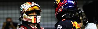Sebastian Vettel und Max Verstappen wollen 2019 die Dominanz von Mercedes brechen