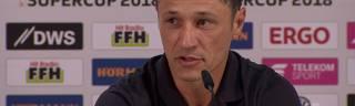 Niko Kovac schwärmt von Robert Lewandowski nach Supercup-Gala