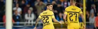 Christian Pulisic steht aufgrund seiner Leistungen für Borussia Dortmund im Fokus der Premier League
