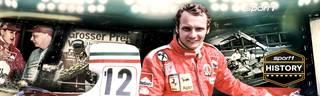 SPORT1 History: Formel1-Legende Niki Lauda wird 70