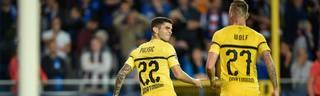 Champions League: FC Brügge - BVB 0:1 - Christian Pulisic mit Siegtor