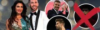 Hochzeit von Sergio Ramos ohne CR7: Cristiano Ronaldo nicht eingeladen