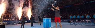 Tennis: Alexander Zverev gewinnt ATP Finals vs. Novak Djokovic