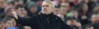 Jose Mourinho musste eine verdiente Derbypleite von Manchester United eingestehen