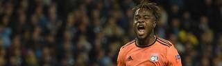 Lyons Maxwel Cornet hat ein Faible für Borussia Dortmund
