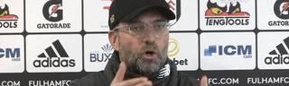 FC Liverpool: Jürgen Klopp über die Meisterschaft  in der Premier League